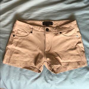 Super comfy khaki shorts
